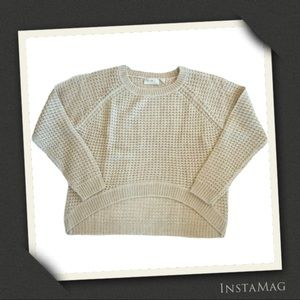 R D Style Hi Lo Knit Sweater